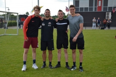 NEC Keepers